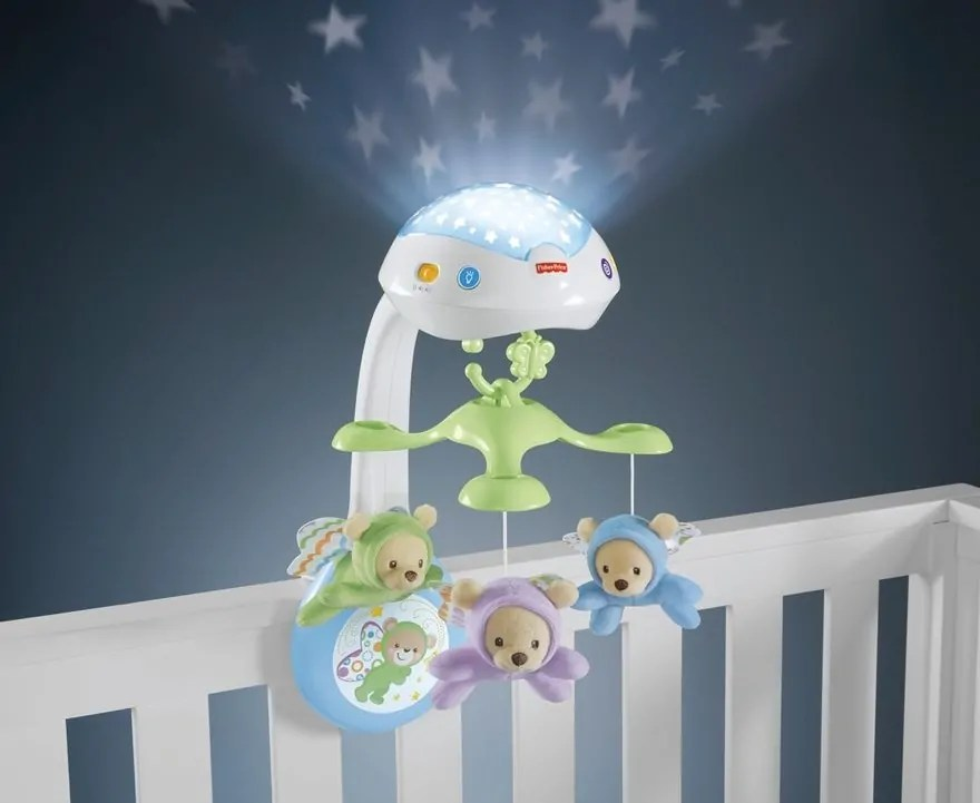 Fisher Price baby mobile – review