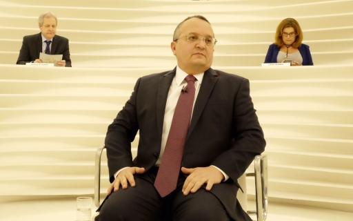 Em rede nacional, Taques fala sobre experiência de MT no enfrentamento da crise econômica