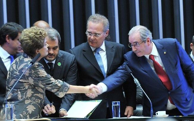 Dilma defende no Congresso agenda fiscal com reforma da Previdência e CPMF