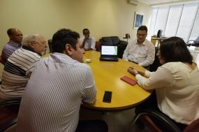 """Cuiabá : Programa """"Calçada Solidária"""" visa padronizar passeios públicos da Capital"""