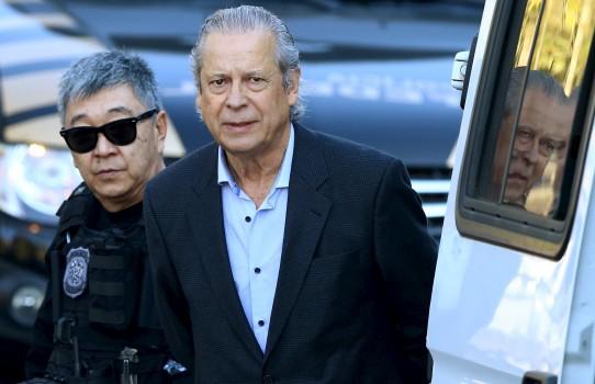 José Dirceu é condenado a 23 anos de prisão em ação da Lava Jato
