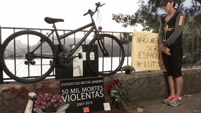 Rio de Janeiro tem um 'atentado de Nice' a cada 5 dias