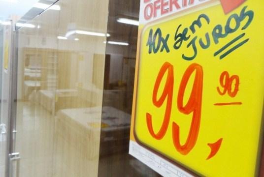 Deflação de móveis passa de 2%