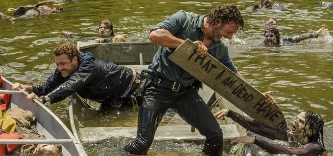 Walking Dead perde quase 3 milhões de telespectadores em dois anos