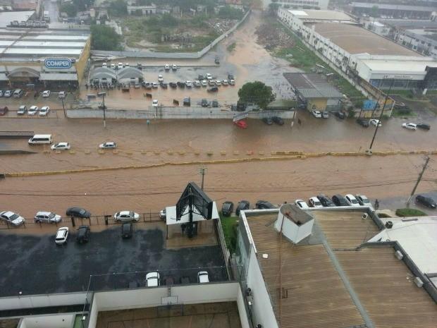 Projeto prevê que obras de drenagem em viaduto custem R$ 4,5 milhões