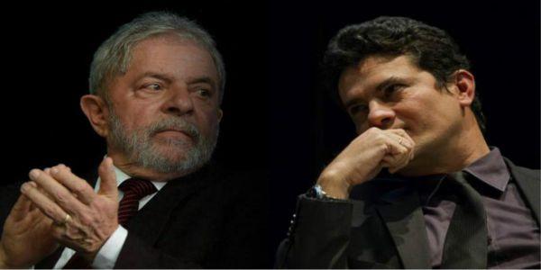 TRF4 rejeita processo de Lula contra Sergio Moro por abuso de autoridade