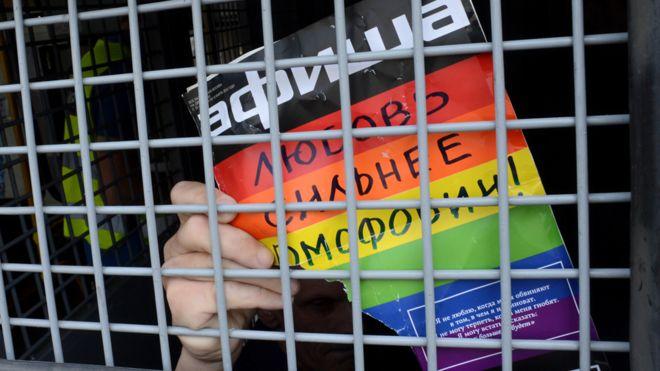 'Campos de concentração para homossexuais': a crescente perseguição a gays na Chechênia