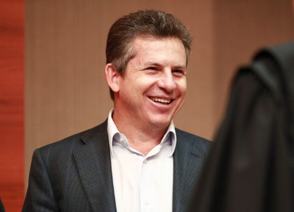 Mauro Mendes pode substituir  Fabio Garcia na presidencia do PSB