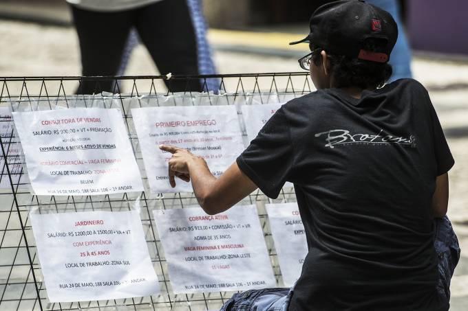Desemprego atinge recorde de 14,2 milhões de pessoas, diz IBGE