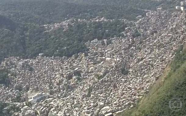 Tiros voltam a ser ouvidos na Rocinha