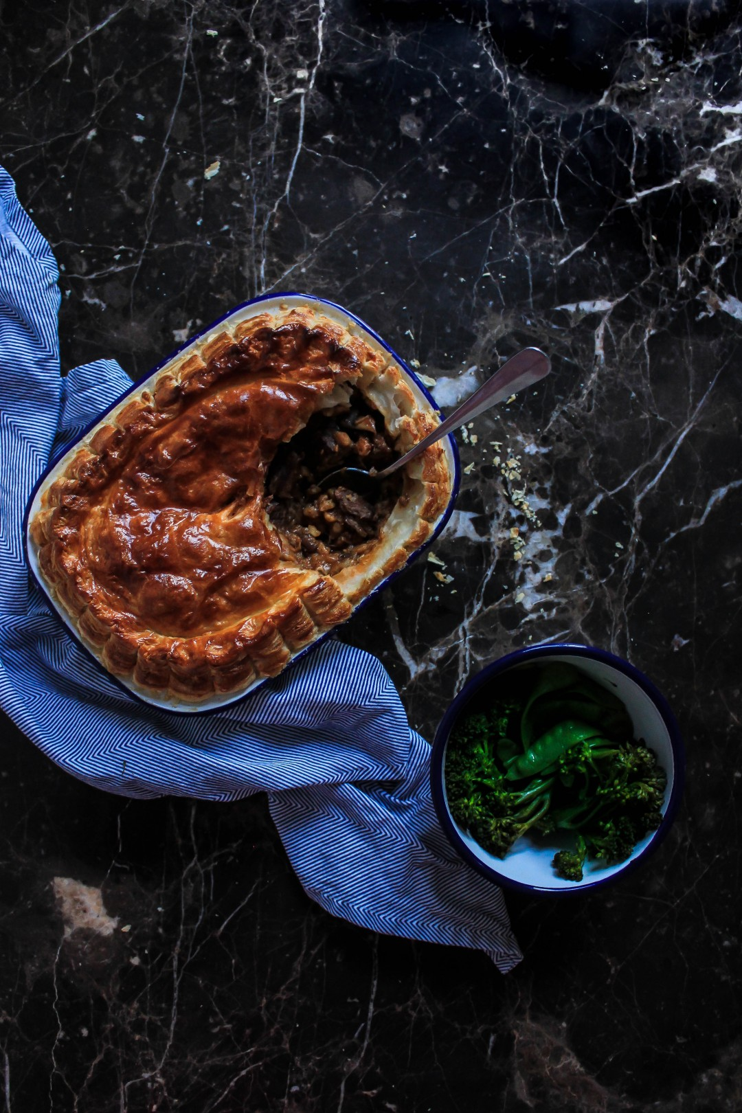 Steak, Ale & Pearl Barely Pie-2