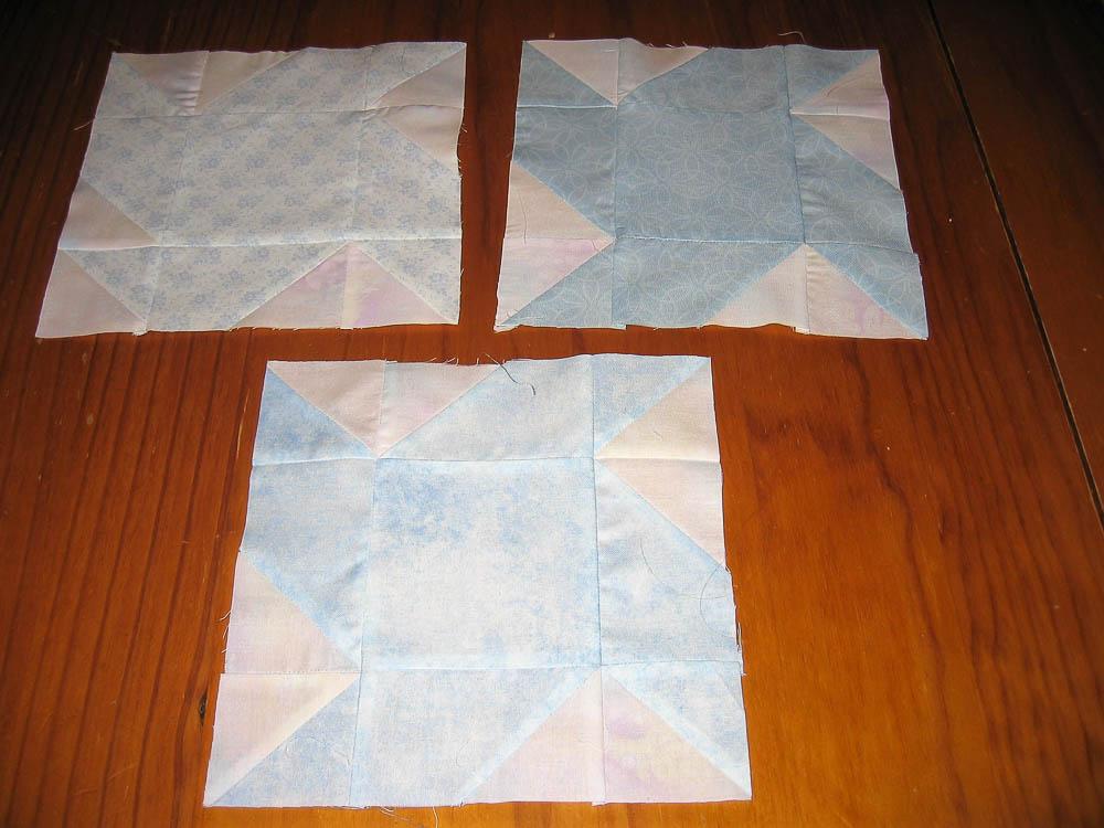 windmill quilt blocks