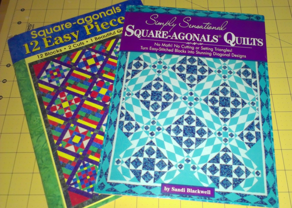 Square-agonals giveaway!