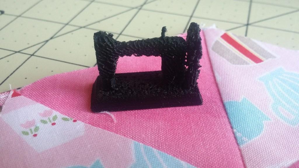 3D Printer Sewing Machine