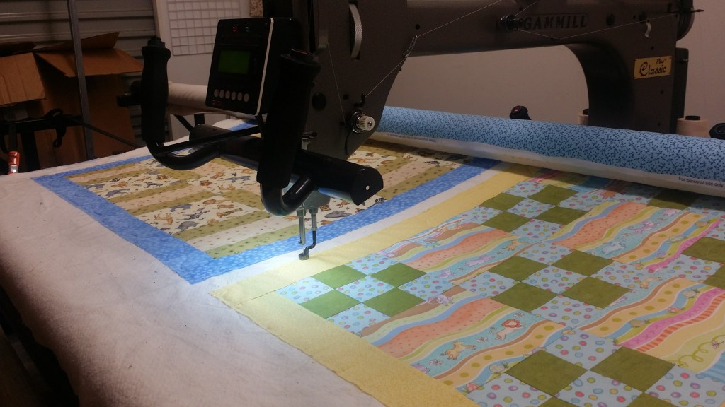 Gammill Longarm Quilting