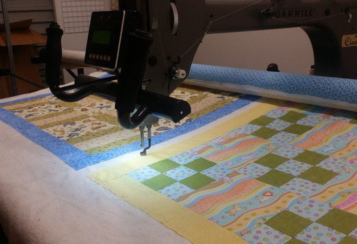 Sewing, More Sewing, and a Retreat