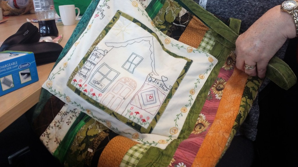 Stitchery Bag