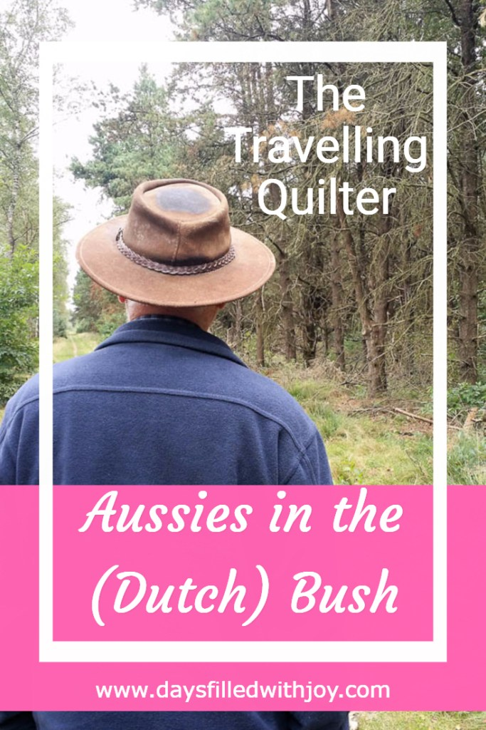 Aussies in the Dutch bush