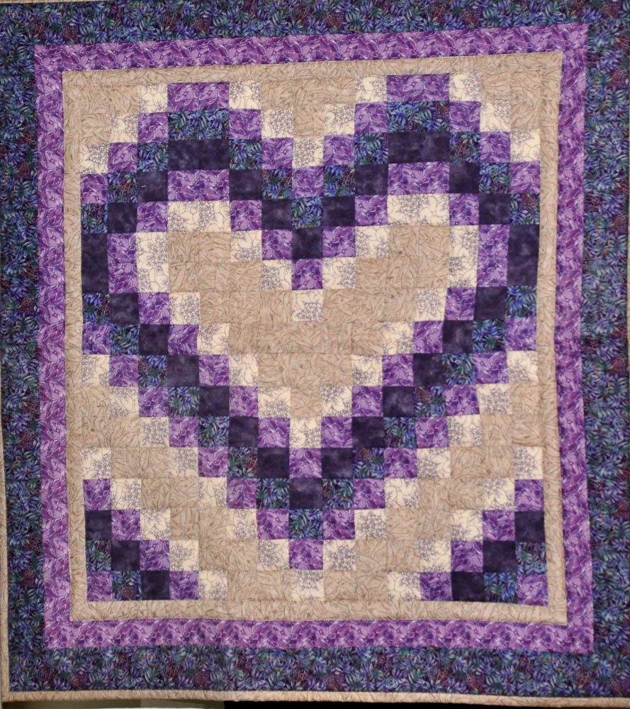 purple-colorwash-heart Teaching Beginners to Sew and Quilt
