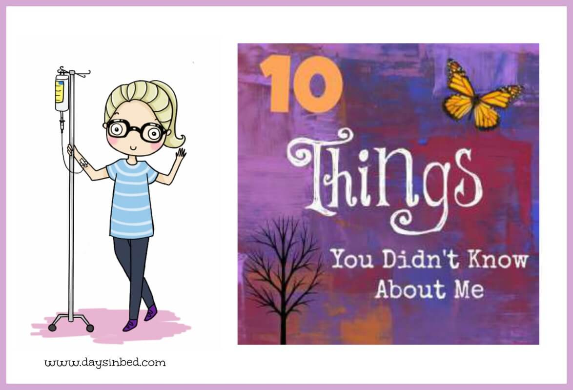 10 Things You Didn T Know About Me The Inspiration Edit