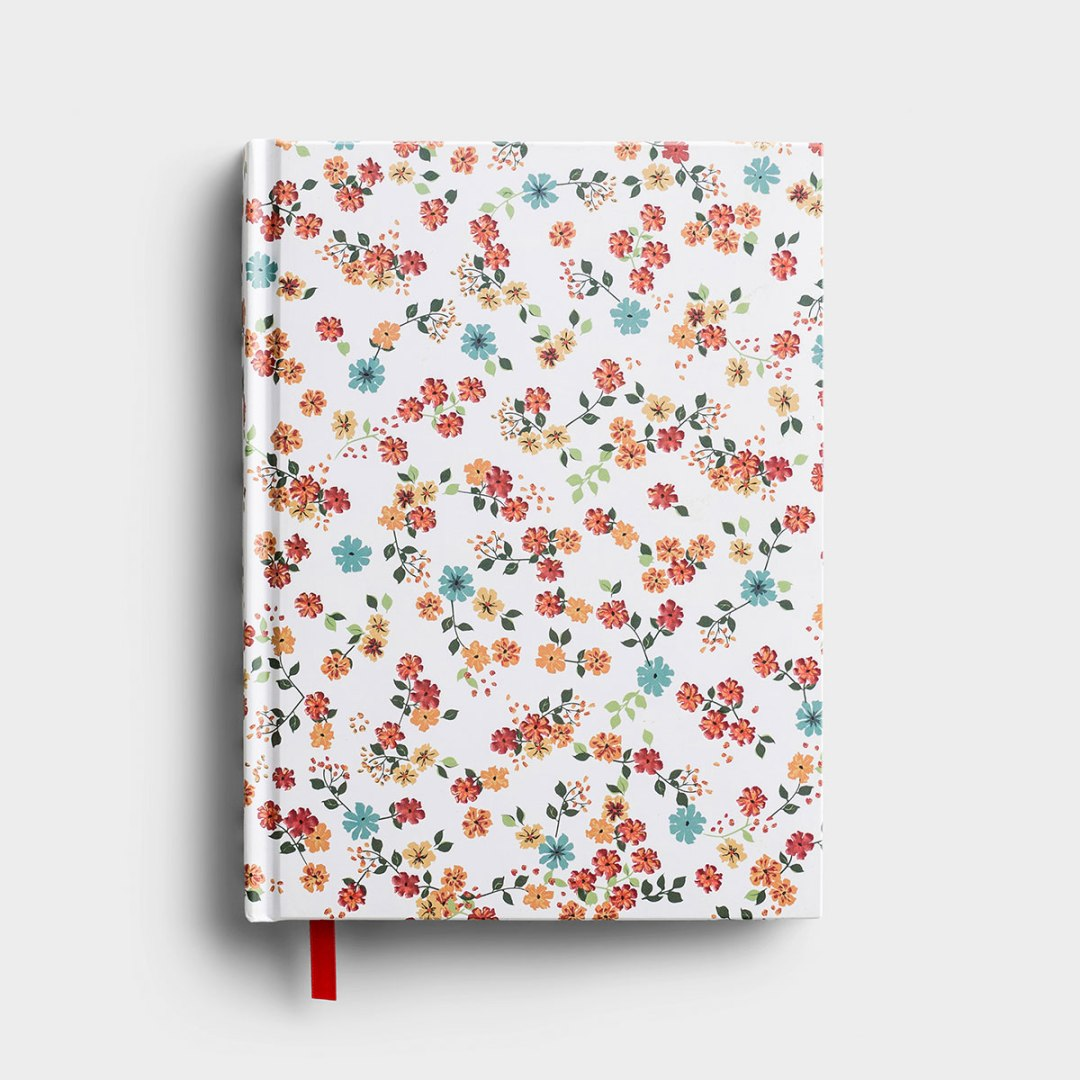 Farmhouse Floral - Christian Journal