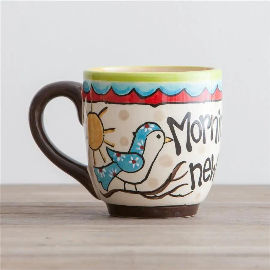 Morning by Morning - Jumbo Mug