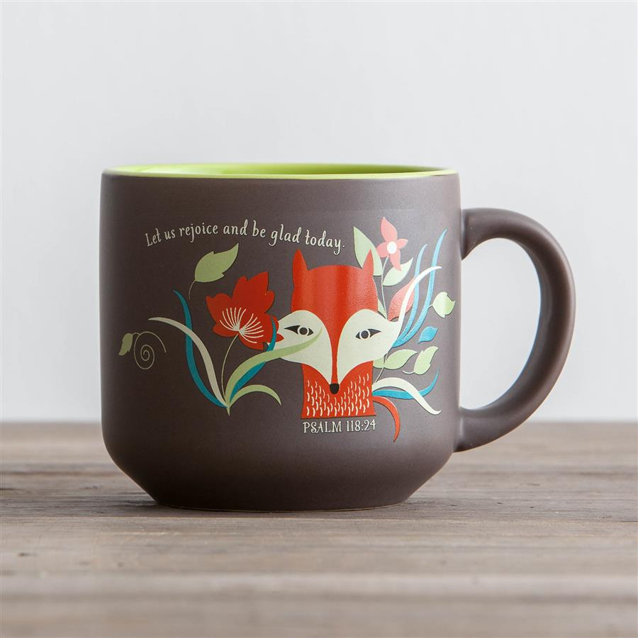 Let Us Rejoice - Jumbo Mug