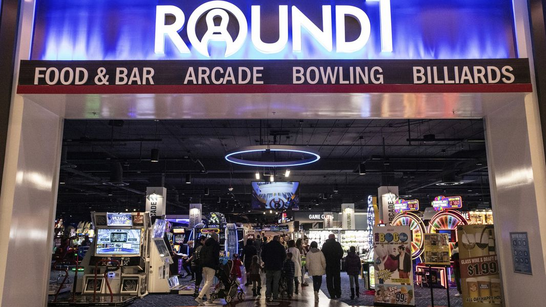 round1 entertainment sets opening date
