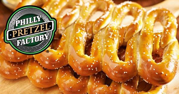 Image result for philadelphia soft pretzels at airport