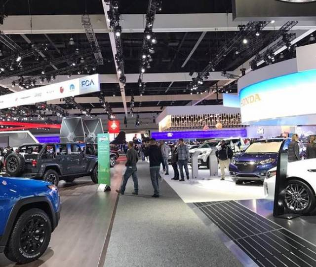 Its Time For The Los Angeles Auto Show The Los Angeles Auto Show Is Open To The Public For 10 Days Including Thanksgiving Day
