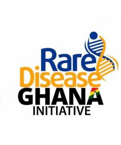 Rare Disease Ghana Initiative logo