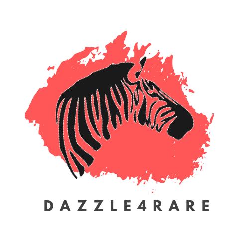 Dazzle4Rare 2021 Logo