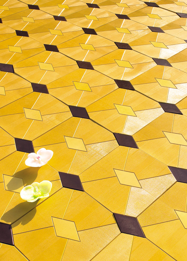 dazzle designer tiles