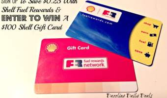 Earn FREE Gas With the Shell Fuel Rewards Card