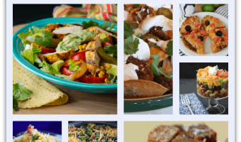 Quick and Easy Cinco de Mayo Recipes Morning til Night