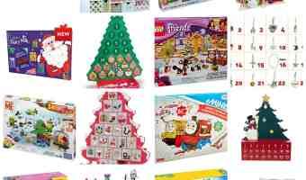 Unique Advent Calendar Roundup #Christmas
