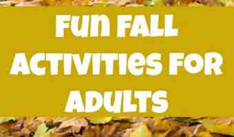 Fun Fall Activities for Adults – #fall #adult