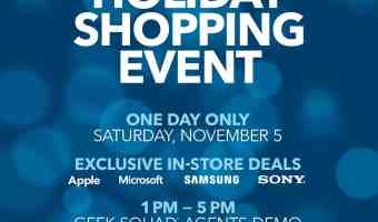 Best Buy Holiday Shopping Event #ad #GiftingMadeEasy