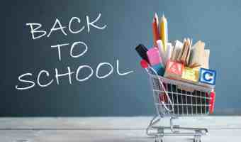 School Supplies For Middle and High School