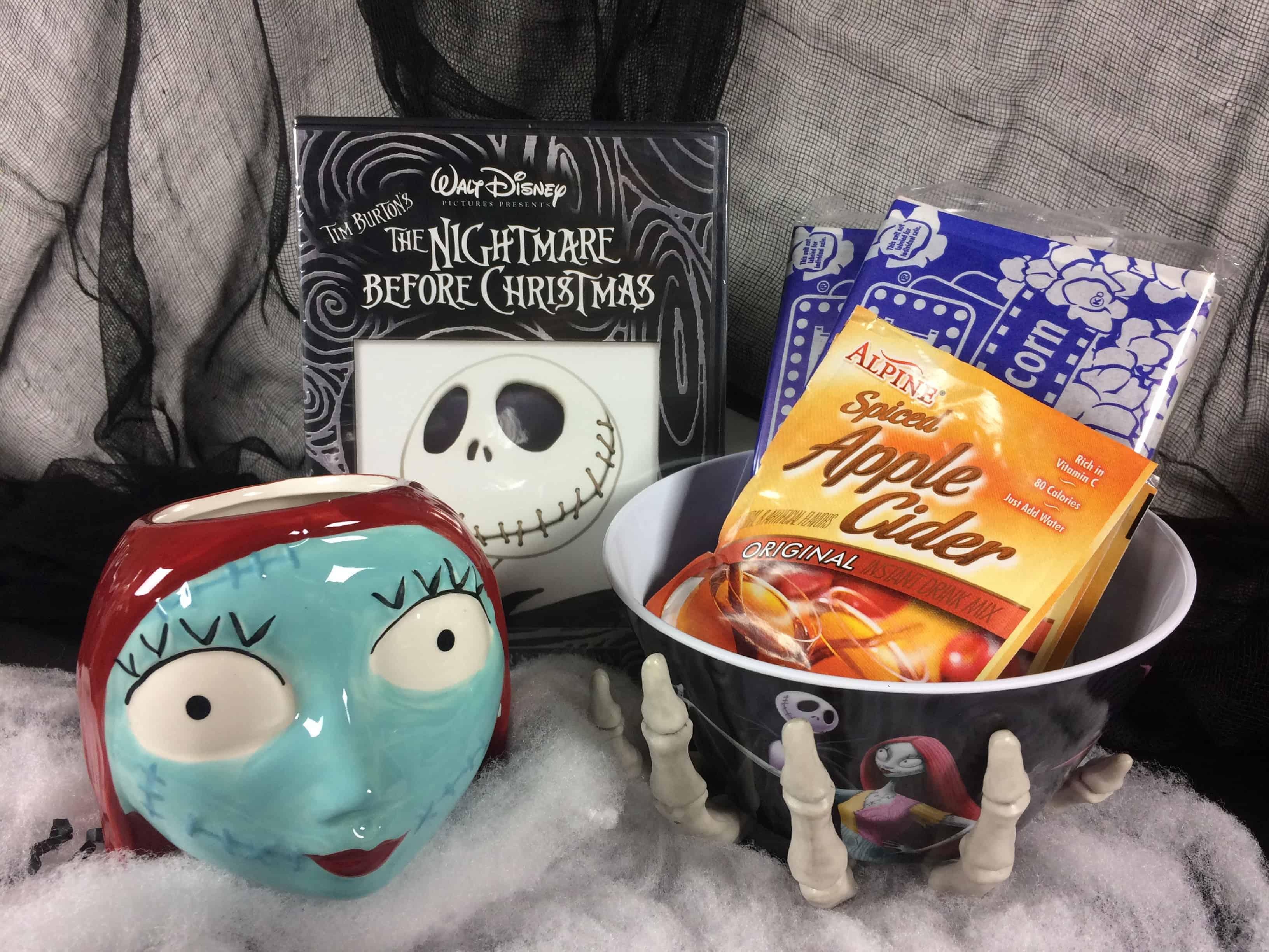 Nightmare Before Christmas Giveaway Prize Pack - #Giveaway ...