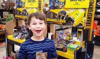 Fred Meyer Is Your One Stop Shop For ALL Your BumbleBee Movie Gear – #JoinTheBuzz #ad