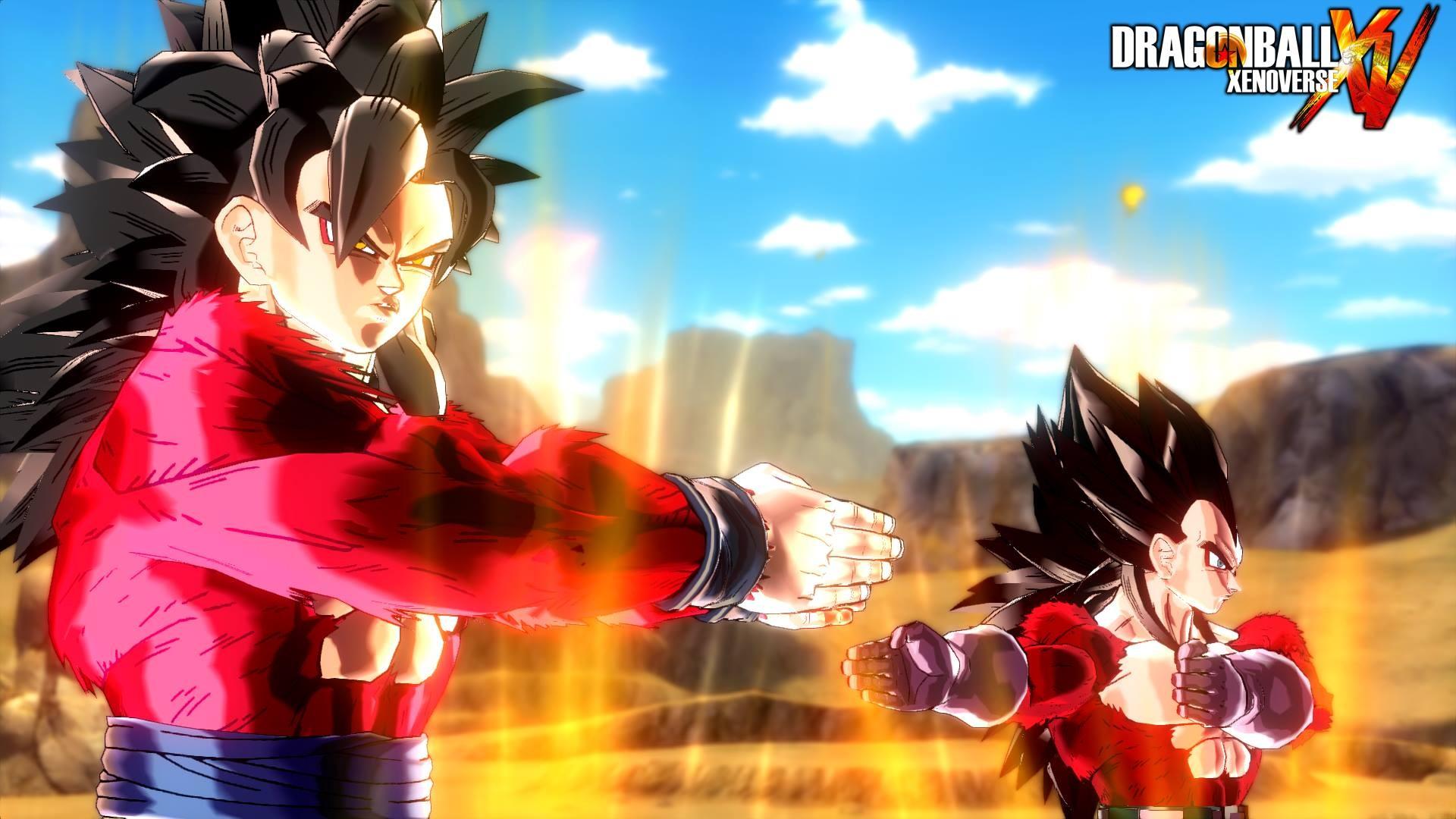 Dragon Ball Xenoverse Le 2nd DLC En Images