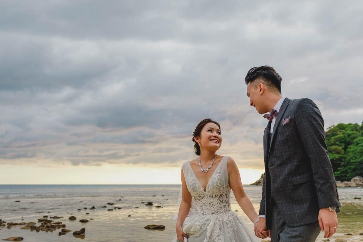 Naka Resort Phuket wedding