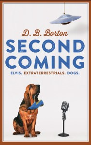 SECOND COMING cover