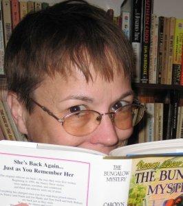 D. B. Borton Reads Nancy Drew