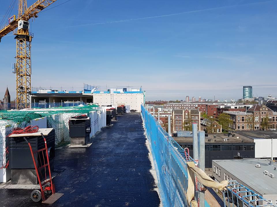 Nieuwbouw DB Dakbedekkingen Dordrecht