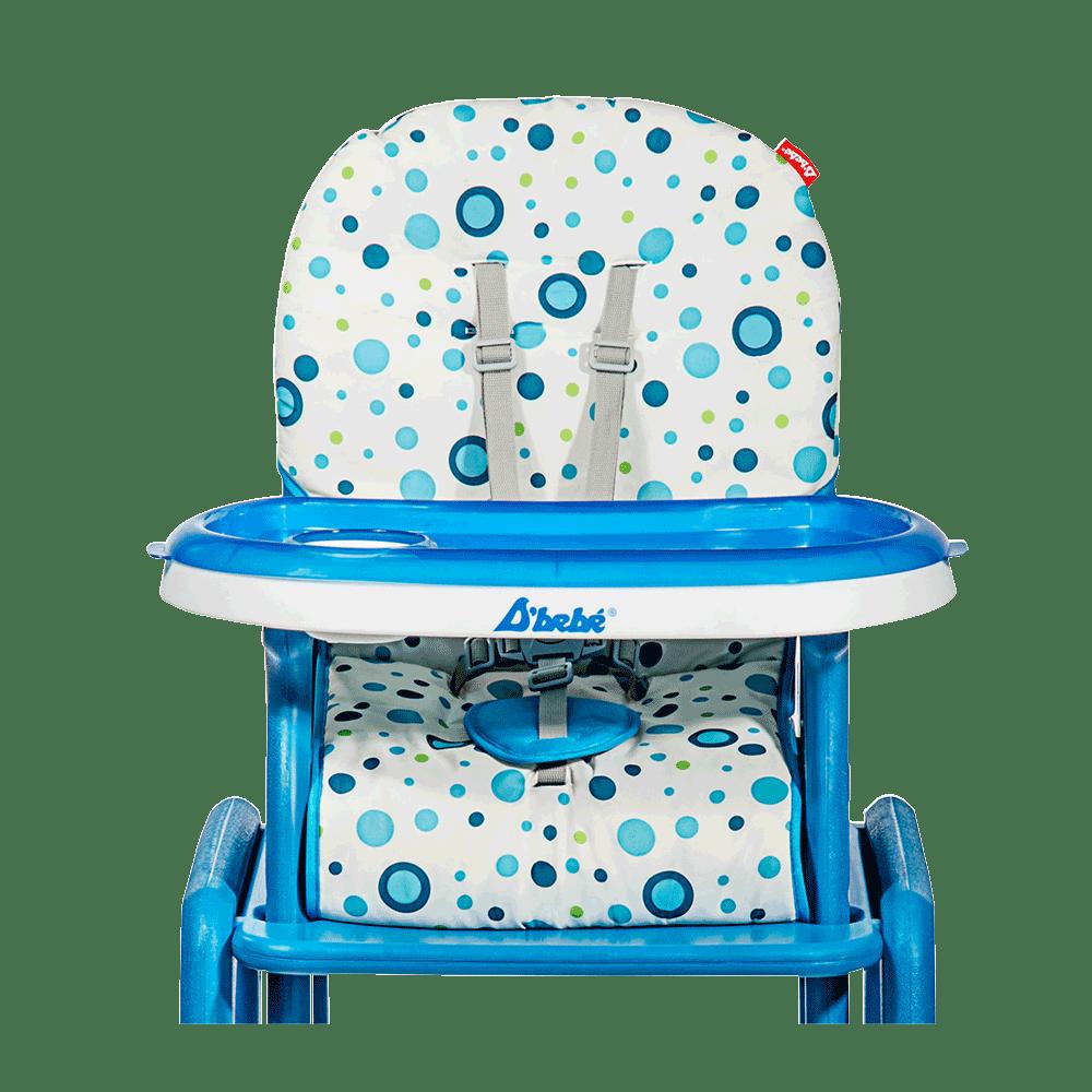 D'bebe silla alta limpieza