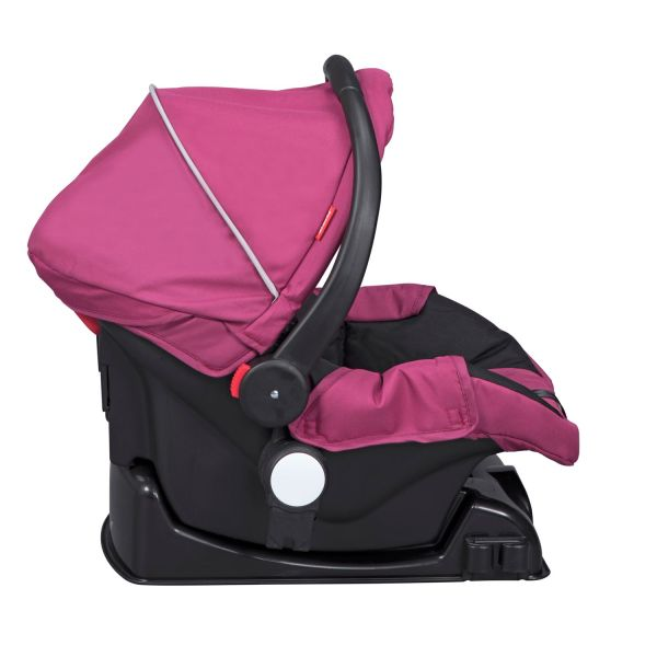 Dbebe Carriola Travel System Crown rosa