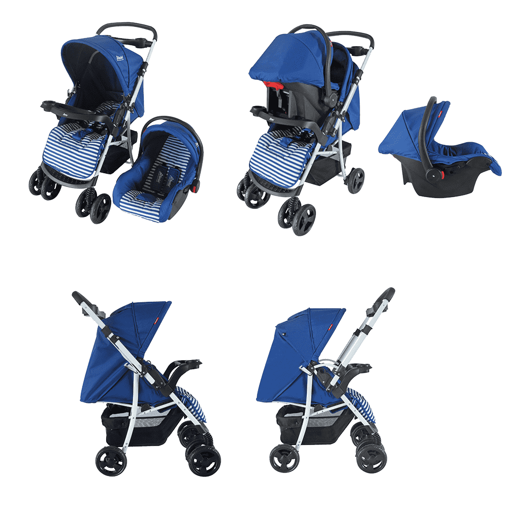 Dbebe travel system multiples funciones