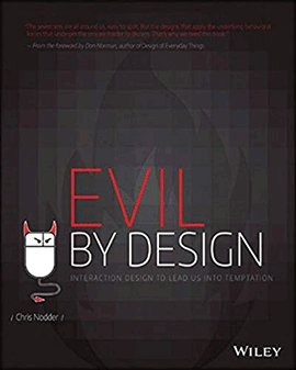 Review of 'Evil by Design' on UXmatters.com